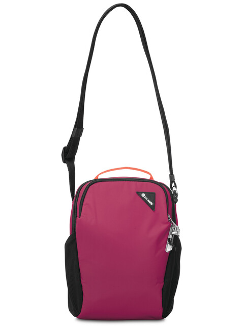 Pacsafe Vibe 200 Travel Bag Dark Berry